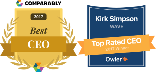 Award Top Rated Ceo 2X