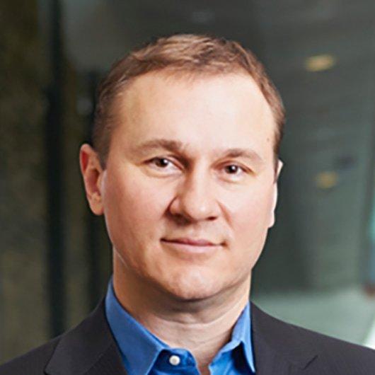 Headshot of Peter Misek