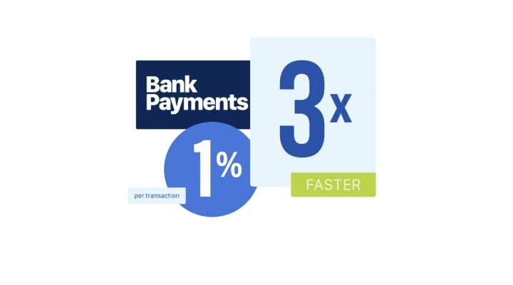 Bank payments infographic