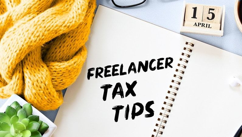 Freelancer tax tips