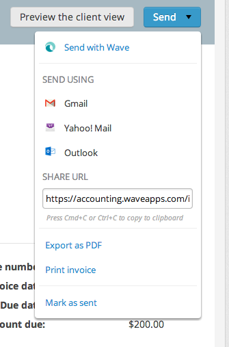 More Ways Easier To Send Invoices  How To Send An Invoice