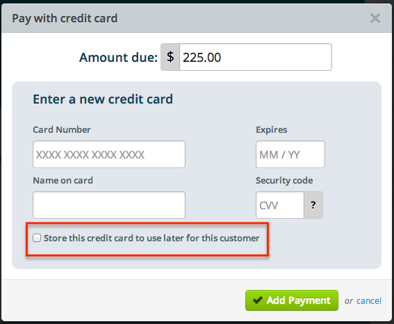 Saving Credit Cards with Payments by Wave