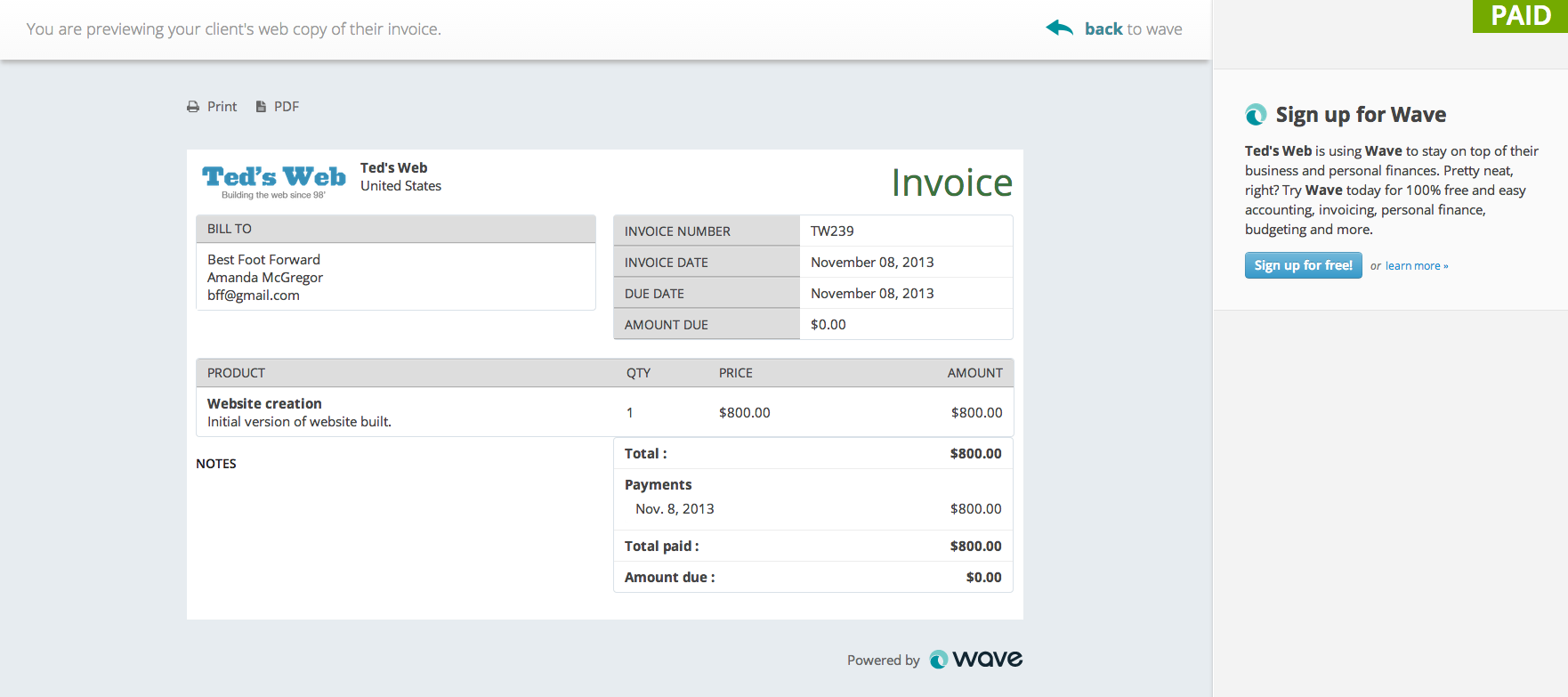 Full Invoicing Cycle Image2  Invoice For Payment