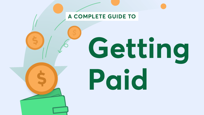 Wave Small Business Guide: Getting Paid When You're Self