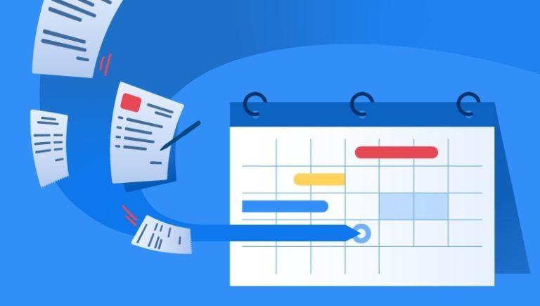 organizing documents every year