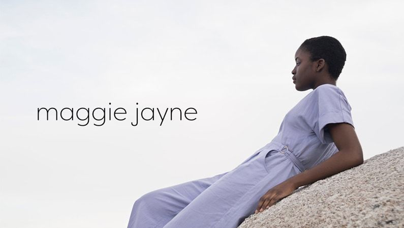 photograph of maggie jayne products
