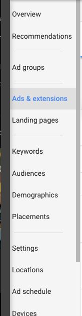 AdWords screenshot 6