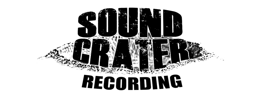 sound crater logo