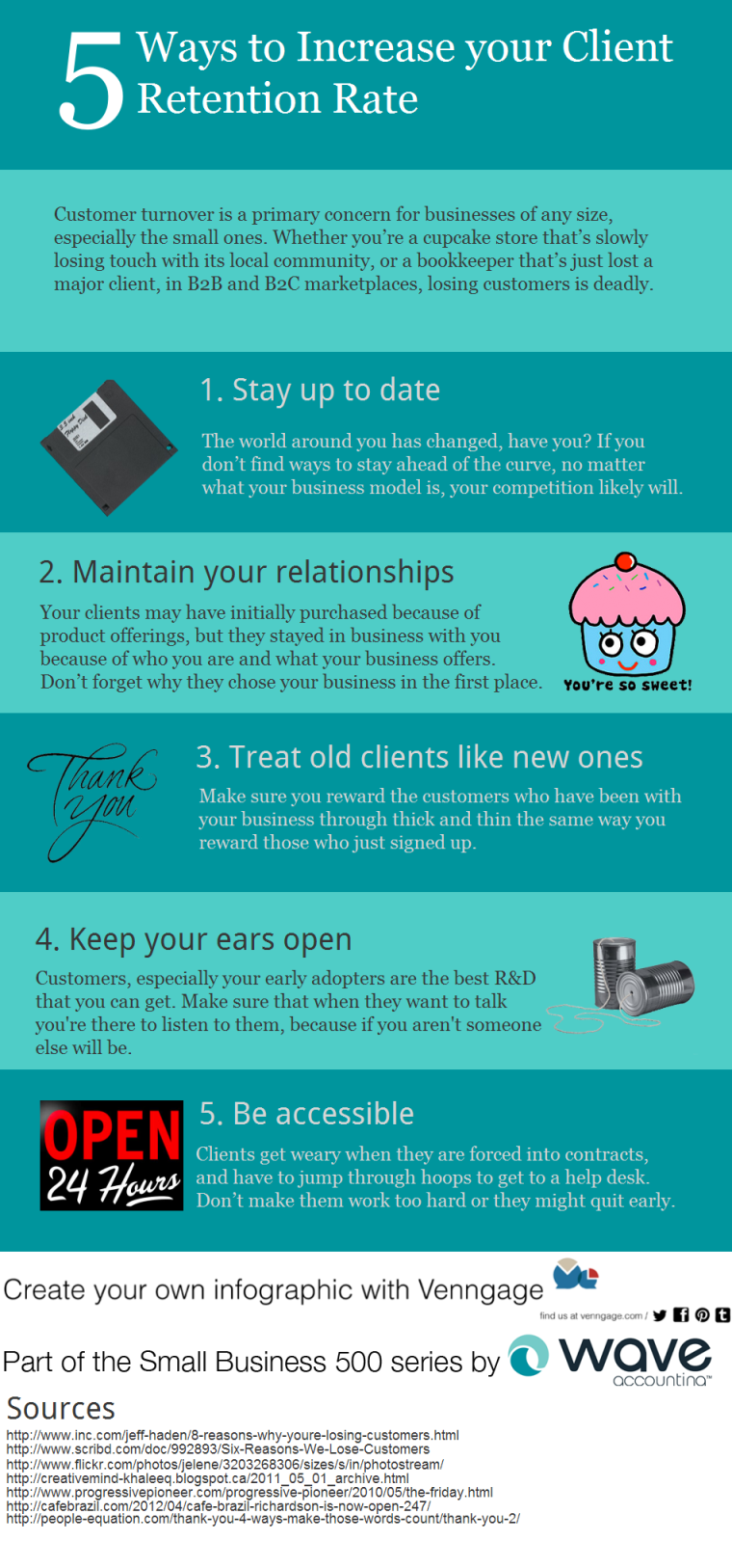 5 ways to increase your client retention rate